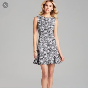 Diane Von Furstenberg dropped waist dress